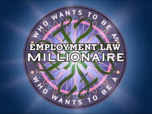 Employment law CLE