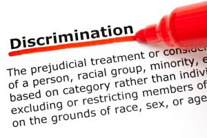 The EEOC investigates discrimination claims.