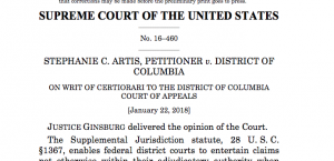 Tolling Statute of Limitations