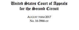 Second Circuit decides unpaid wage case
