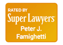 Famighetti & Weinick Listed in SuperLawyers magazine