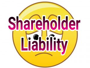 Shareholder liability in wage cases