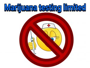 Marijuana testing limited in NYC