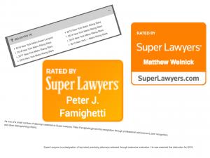 2019 Super Lawyers List