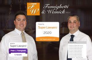 Long Island Employment Lawyers Selected to Super Lawyers List