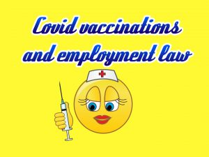 Can employers require employees be vaccinated against covid-19?