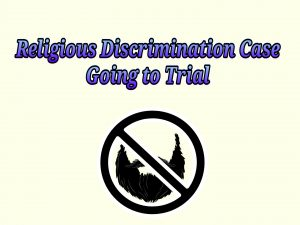 Employment law firm's religious discrimination case to proceed to administrative trial